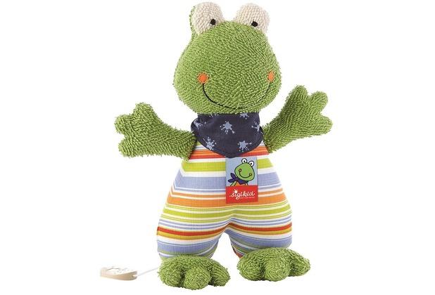 Sigikid BABY Spieluhr Fortis Frog