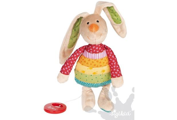 Sigikid BABY Spieluhr Rainbow Rabbit