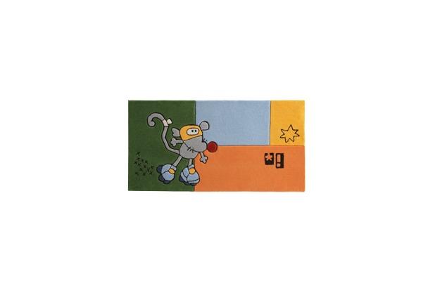 Sigikid Kinderteppich Bandidoleros Fun SK-3351-01kl multicolour 70 x 140 cm