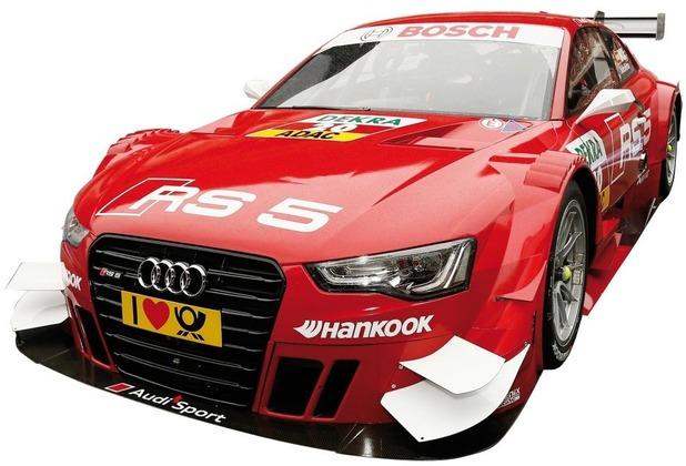 SIKU Racing Audi RS5 DTM Set