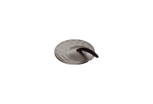 Silit Pfannenspritzschutz für Pfannen bis 28cm