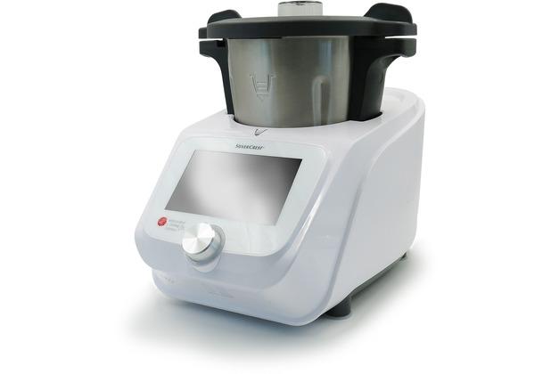 SilverCrest Monsieur Cuisine Connect SKMC 1200 E5