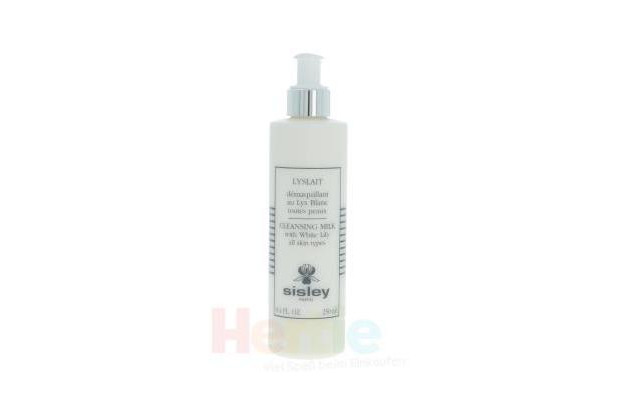 Sisley Lyslait Cleansing Milk With White Lily Dry/Sensitive Skin 250 ml