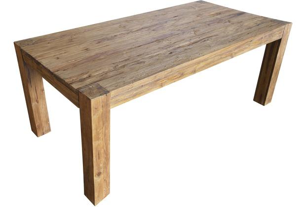 SIT-Möbel BANDA Tisch 180x100 cm  natur