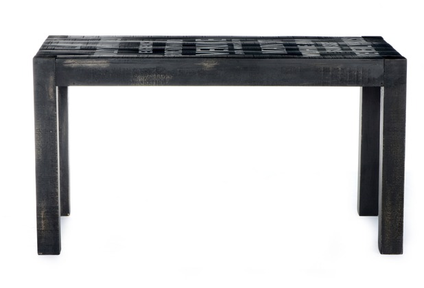SIT-Möbel BRONX Tisch antikschwarz
