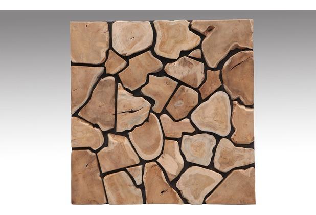SIT ROMANTEAKA Wanddeko Puzzle natur
