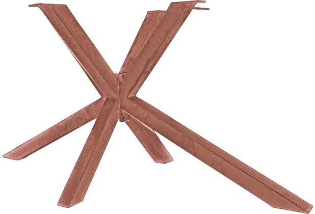 SIT-Möbel TOPS & TABLES Tischgestell sternenförmig aus Eisen antikbraun