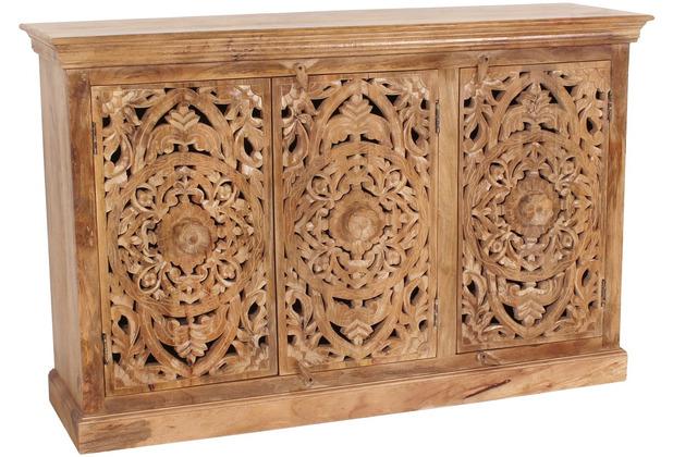 SIT Sideboard lakadee 13703-01 Mango 140 x 90 cm