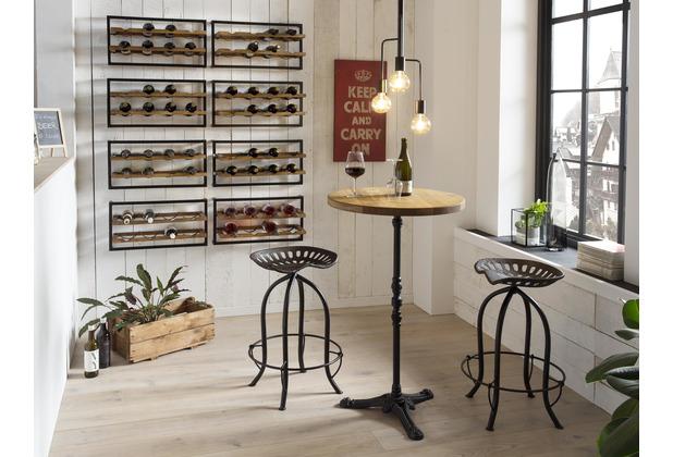 SIT tops & tables Tischplatte 120x65 cm Wildeiche geölt natur 07102-00