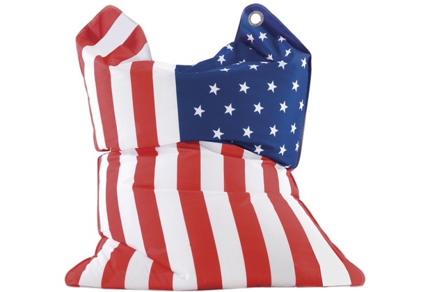 Sitting Bull FASHION BULL Stars & Stripes