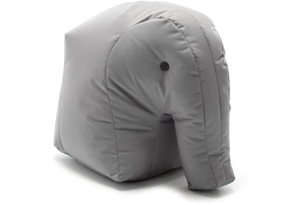 Sitting Bull Happy Zoo Sitzsack Elefant Carl anthrazit