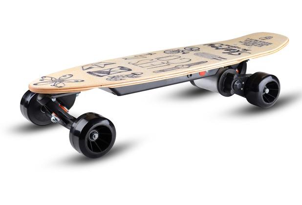 Skatey 150 Lithium Wood Art