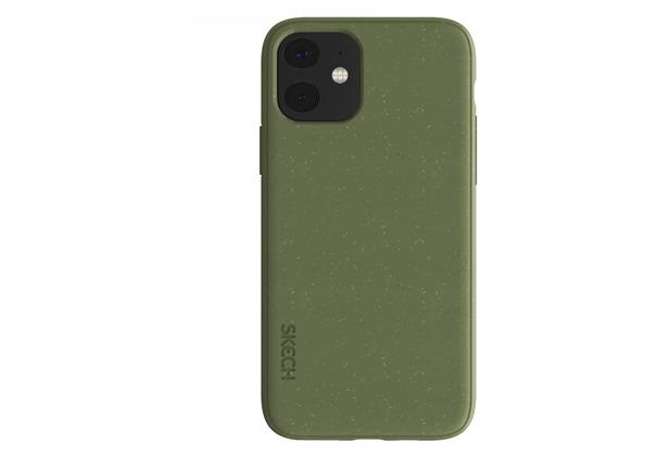 Skech BioCase, Apple iPhone 11, olive (grün), SKIP-L19-BIO-OLV