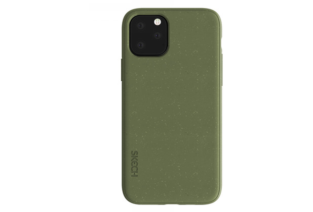 Skech BioCase, Apple iPhone 11 Pro Max, olive (grün), SKIP-P19-BIO-OLV