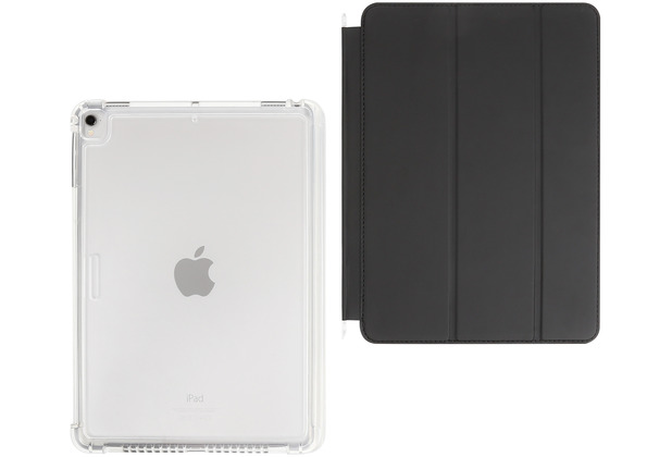 Skech Flipper Prime Case, Apple iPad 10,2 (2019) / Air (2019), schwarz, SKID-PD10-FLP-BLK