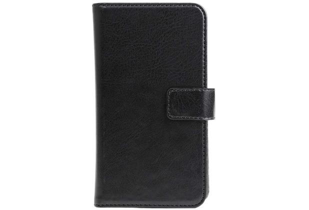 Skech Universal Wallet Case, Smartphones 4,8 - 5,7, schwarz