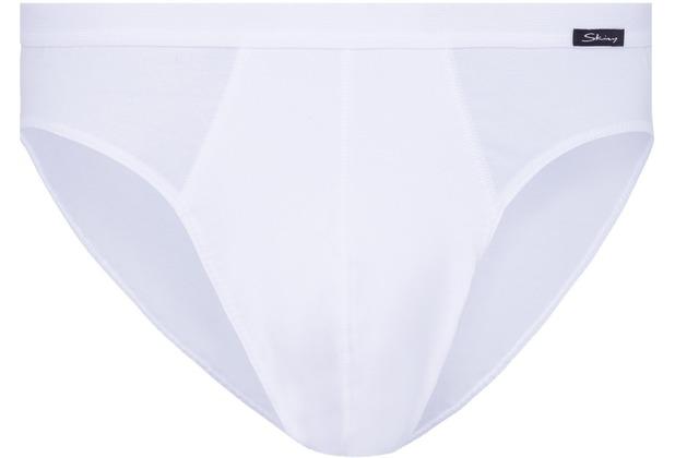Skiny Essentials Men Brasil Slip, white L