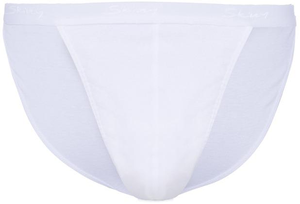 Skiny Original Tanga, white L