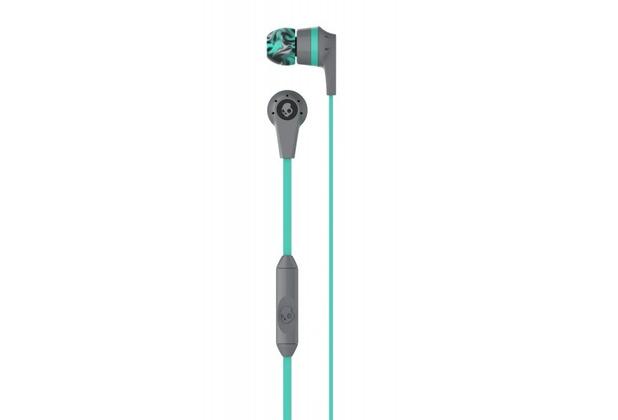 Skullcandy Headset Skullcandy INKD 2.0 IN-EAR W/MIC 1 GRAY/MINT/GRAY