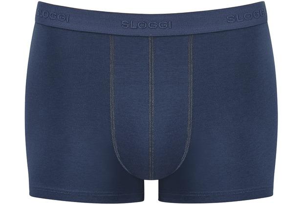 Sloggi MEN 24/7 Herren Slip Short 2er-Pack midnight blue 4