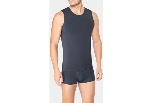 Sloggi MEN EVER FRESH Unterhemd Top dark grey 4