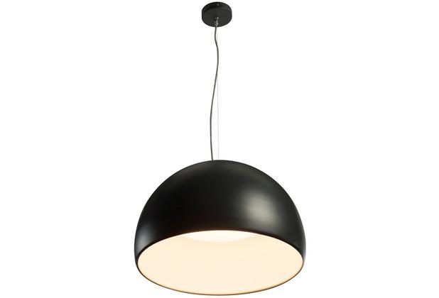 SLV BELA 60 LED Pendelleuchte, schwarz/weiss, 3000K, 1850lm