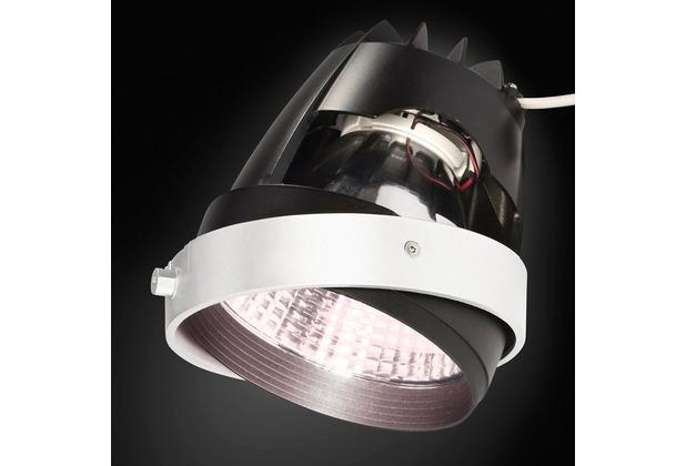 SLV COB LED MODUL, für AIXLIGHT PRO Einbaurahmen, mattweiß, 12°, CRI65+