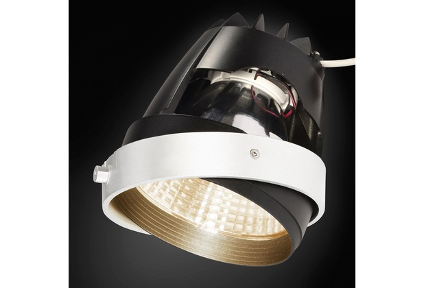 SLV COB LED MODUL, für AIXLIGHT PRO Einbaurahmen, mattweiß, 70°, CRI90+, 3200K