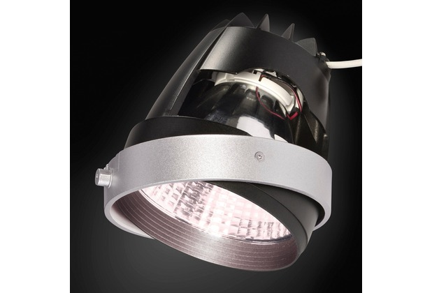 SLV COB LED MODUL, für AIXLIGHT PRO Einbaurahmen, silbergrau, 12°, CRI65+