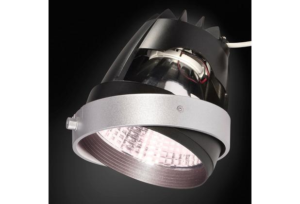 SLV COB LED MODUL, für AIXLIGHT PRO Einbaurahmen, silbergrau, 70°, CRI65+