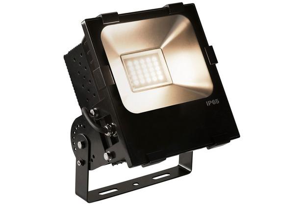 SLV DISOS LED Outdoor Flutlicht, schwarz, 3000K, 100W, IP65