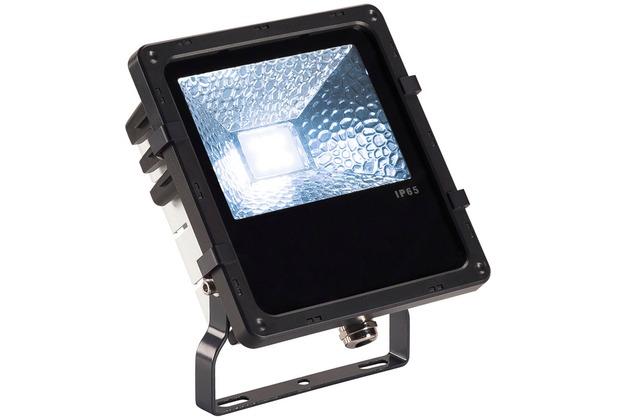SLV DISOS, Outdoor Strahler, LED, 4000K, schwarz, 25W
