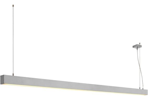 SLV GLENOS Pendelleuchte, alu eloxiert, 2m, 103W, 3000K alu eloxiert