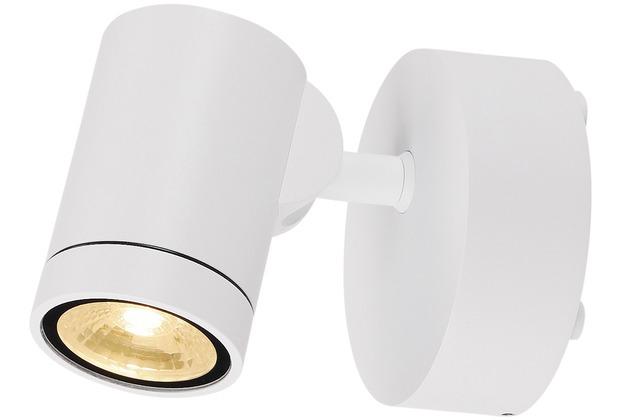 SLV GUNNSY WALL Wandleuchte, sandy white, 8W LED, 3000K weiß