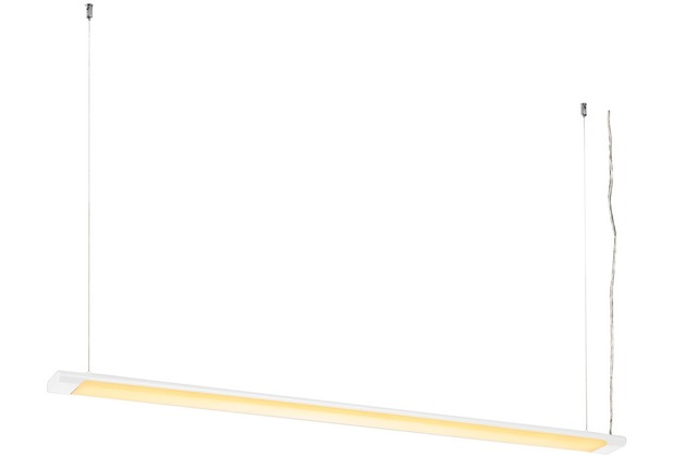 SLV HANG UP2 LED Pendelleuchte, weiss weiß
