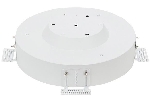 SLV MEDO 40 LED Einbauleuchte, rahmenlos, weiss, 1-10V, 3000K