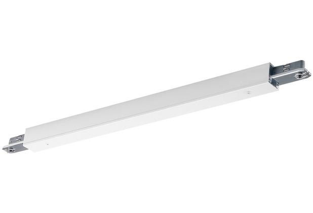 SLV MITTELEINSPEISER, für D-TRACK Hochvolt-Stromschiene 2Phasen, weiß