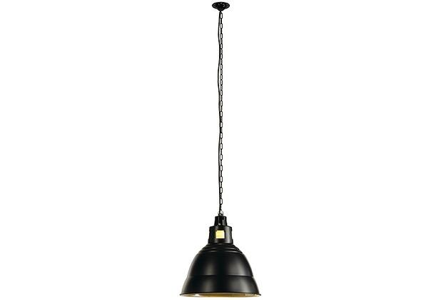 SLV PARA 380 Reflektorleuchte, schwarz, E27, max. 260W