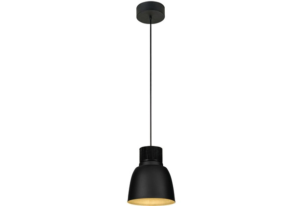 SLV PENTULI LED Pendelleuchte 24, klein, schwarz schwarz