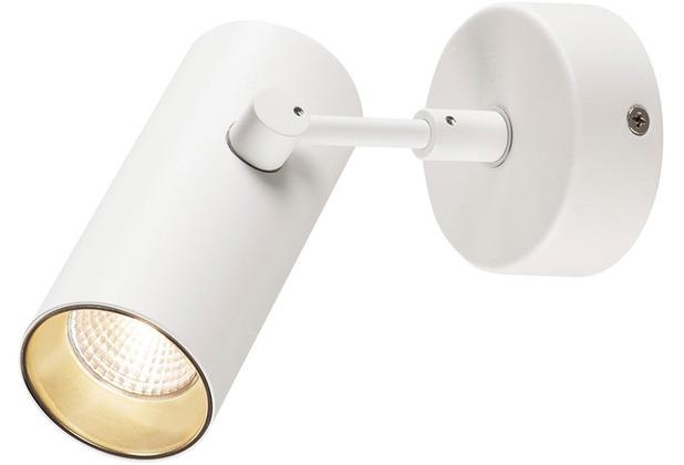 SLV REVILO LED Wand- und Deckenleuchte, weiss, 3000K, 36°