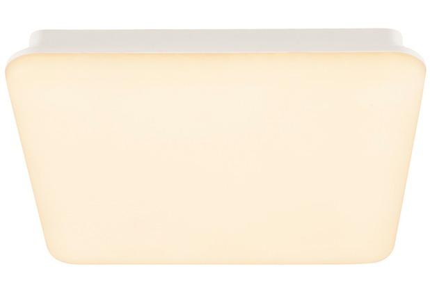 SLV SIMA, Wand- und Deckenleuchte, LED, 3000K, eckig, dimmbar