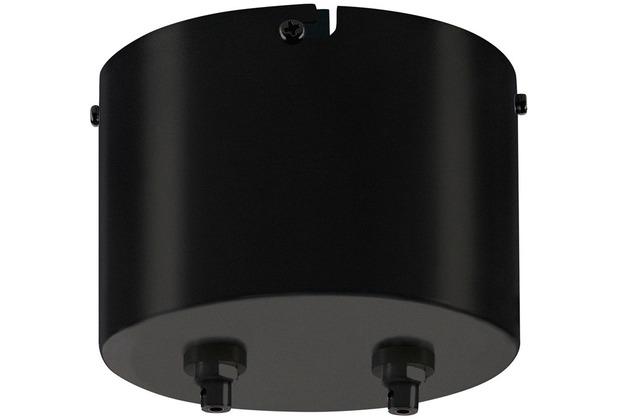 SLV TRANSFORMATOR, für TENSEO Niedervolt-Seilsystem, schwarz, 210VA