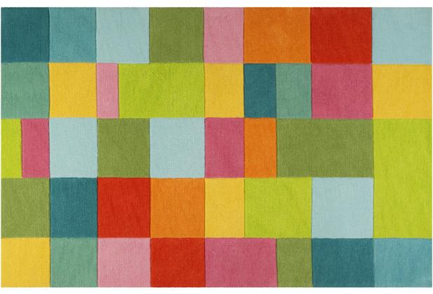 smart kids Kinderteppich Flip da Hip SM-4293-01 multicolor 120x170