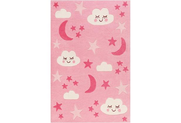 smart kids Kinderteppich LaLeLu SM-4291-02 pink 120x170