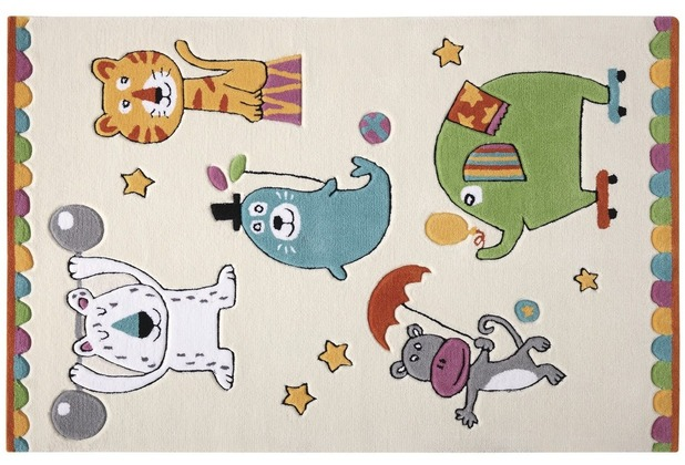 smart kids Kinderteppich Little Artists SM-3981-01 110cm x 170cm
