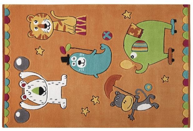 smart kids Kinderteppich Little Artists SM-3981-04 110cm x 170cm