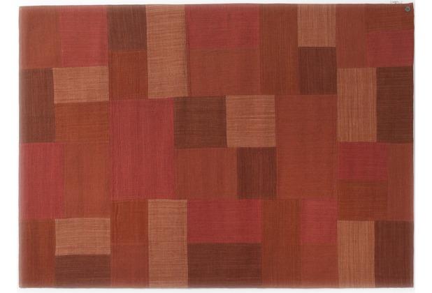 Tom Tailor Smooth Comfort - Patch Denim rot 50 x 80 cm