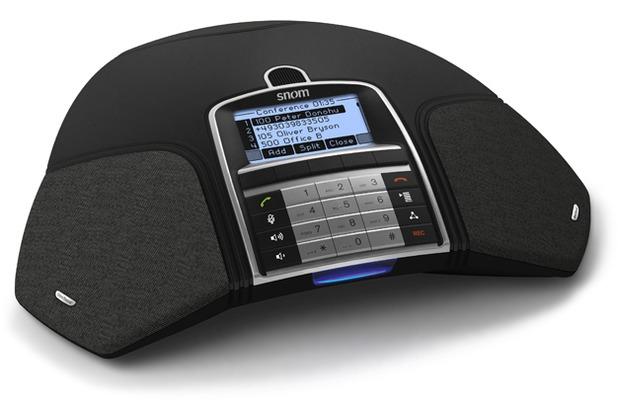 snom MeetingPoint - VoIP Konferenztelefon