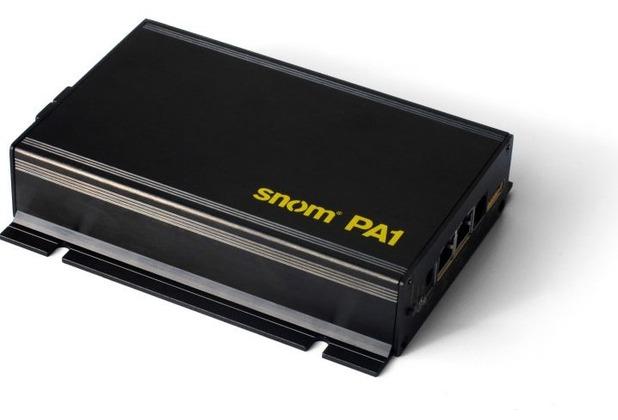 snom PA1 Durchsagesystem