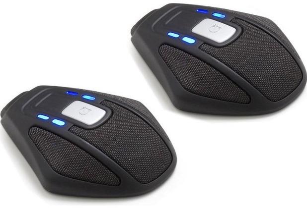 snom Zusatzmikrofone für MeetingPoint IP